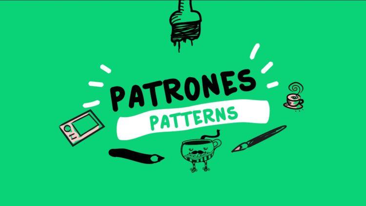 crear patrones en Adobe Illustrator