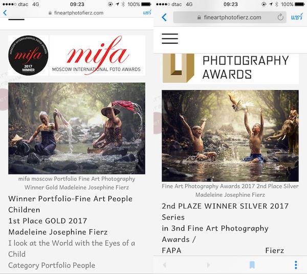 Fotógrafa gana concursos usando fotografías robadas