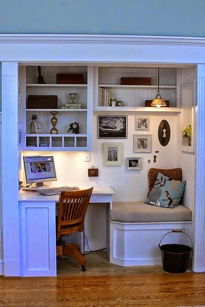 Diseños de oficinas en casa