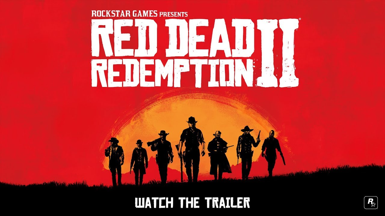 Nuevo trailer de Red Dead Redemption II