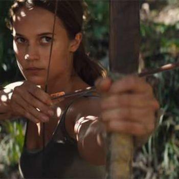 Este es el primer trailer de Tomb Raider