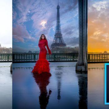 Tutorial: Cambiar el cielo de una foto con photoshop