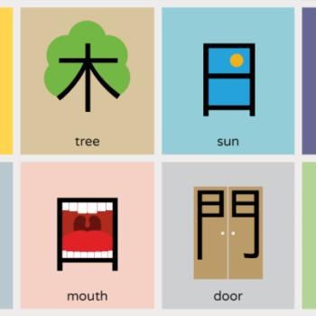 Ilustraciones para aprender chino por ShaoLan