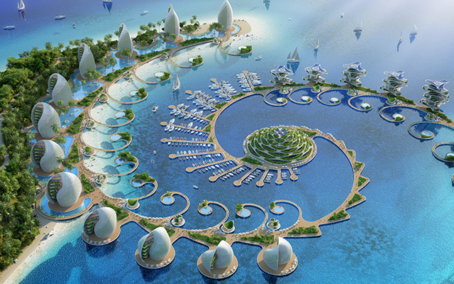 Nautilus Un Proyecto De Arquitectura Sustentable Frogx