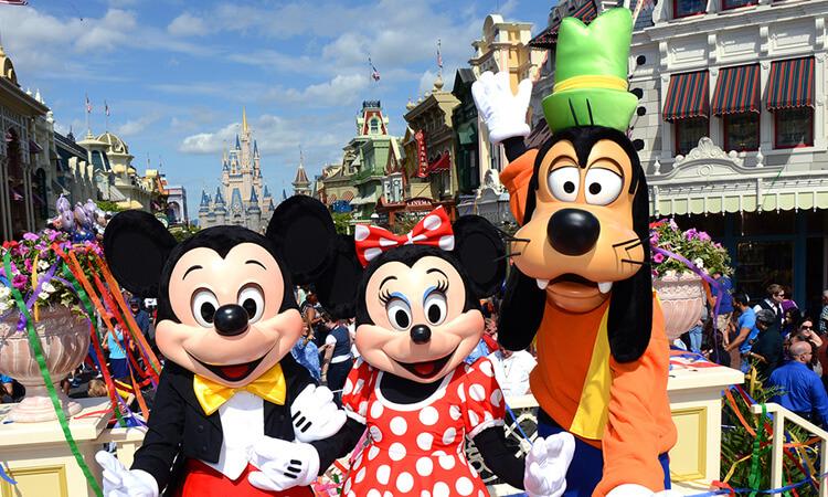 reglas para trabajar en Disney