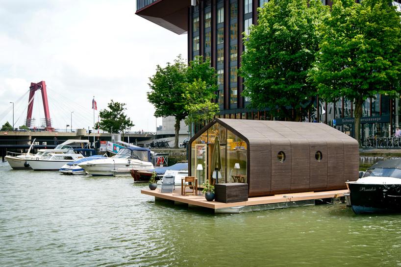 Wikkelhouse Una Casa Hecha De Cart 243 N Por Fiction Fa
