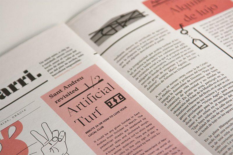 Rediseño editorial por Ángel Sanz Correa