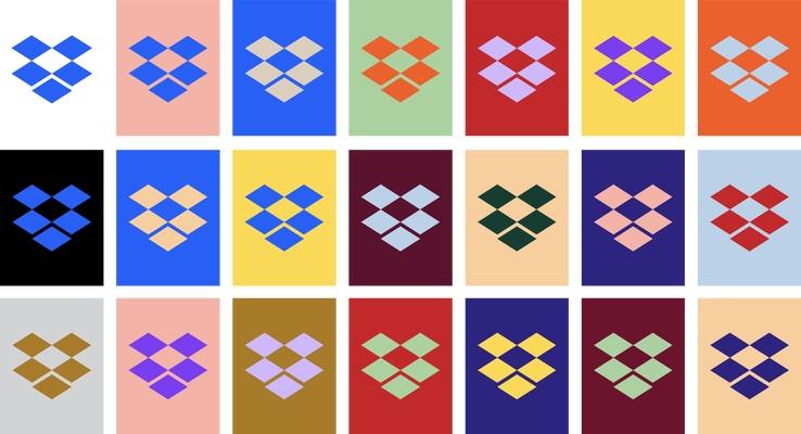 Dropbox cambia su logo e imagen