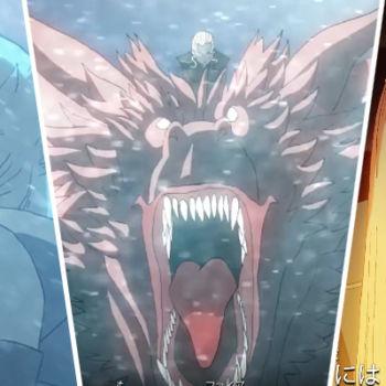 Así sería Game of Thrones si fuera un anime