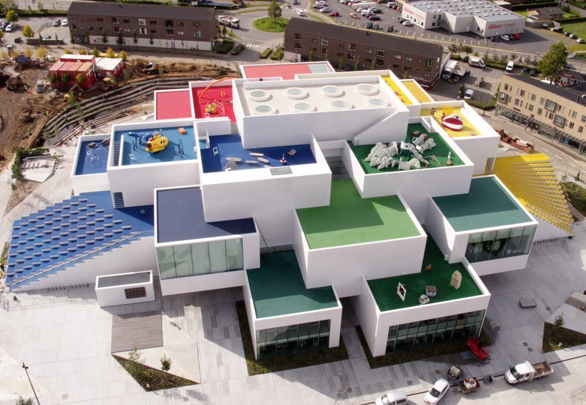 Lego's House