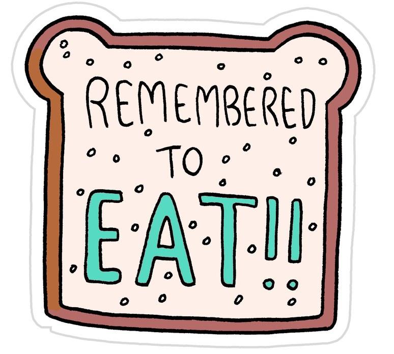 Recordar comer