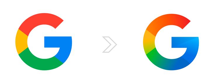 Propuesta de diseño para Google