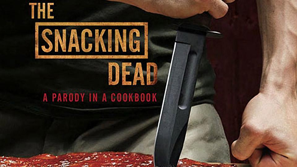 The Walking Dead libro de cocina