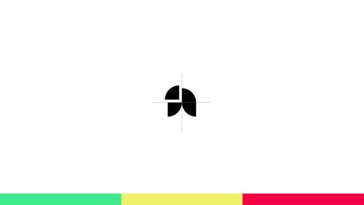 Alfabeto creado a partir de un circulo