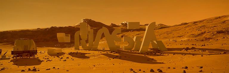 branding híbrido NASA