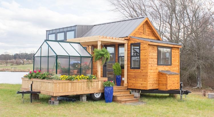 Diseño de casa móvil sustentable