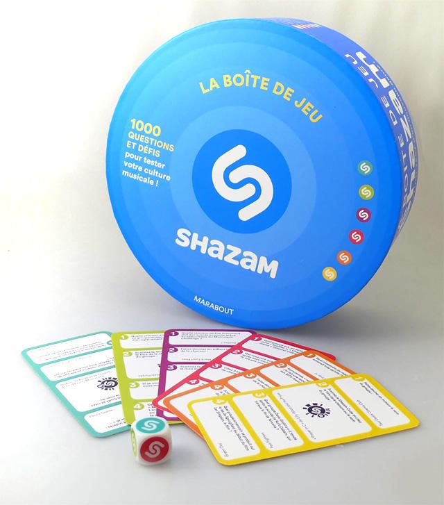 juego de mesa shazam