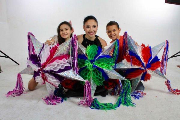piñatas plegables