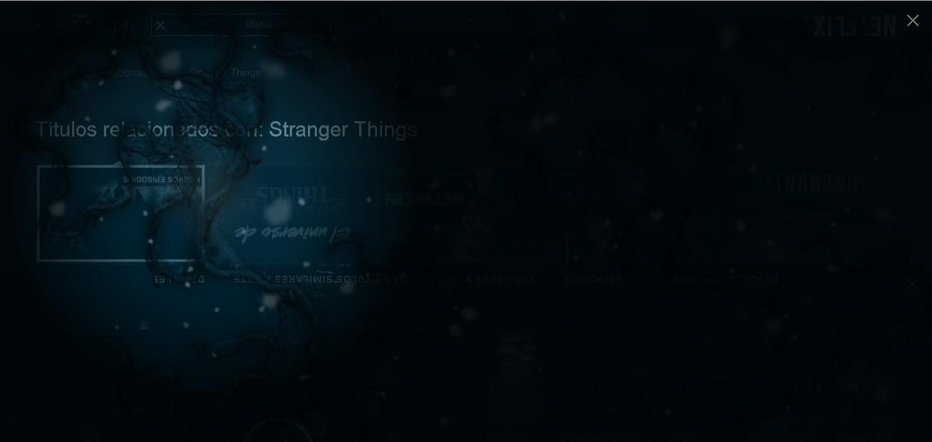 Easter Egg de Stranger Things