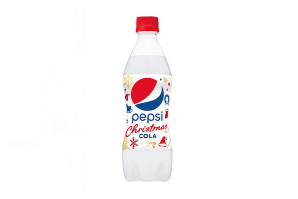 Pepsi sabor pastel de navidad