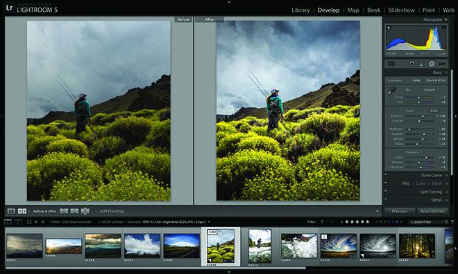 Mejorar los colores de tus fotos con Lightroom