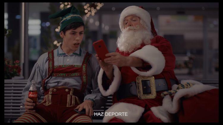 Campaña navideña Coca-Cola 2017
