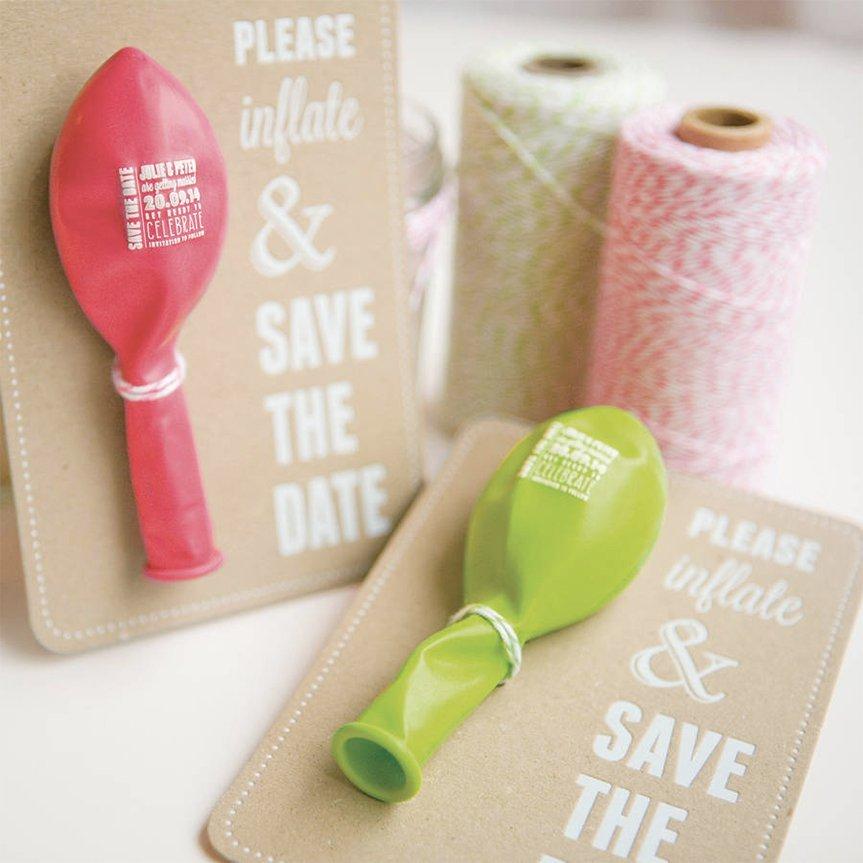 Creativos diseños de invitaciones de boda