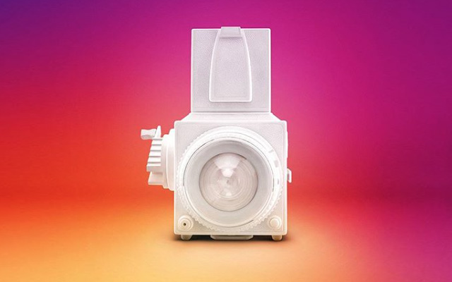 Historia de la cámara fotografica en ilustraciones