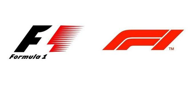 Nuevo logo de la F1