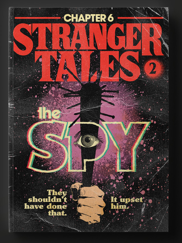 Book Cover Portadas Usos : Retro portadas inspiradas en stranger things frogx three