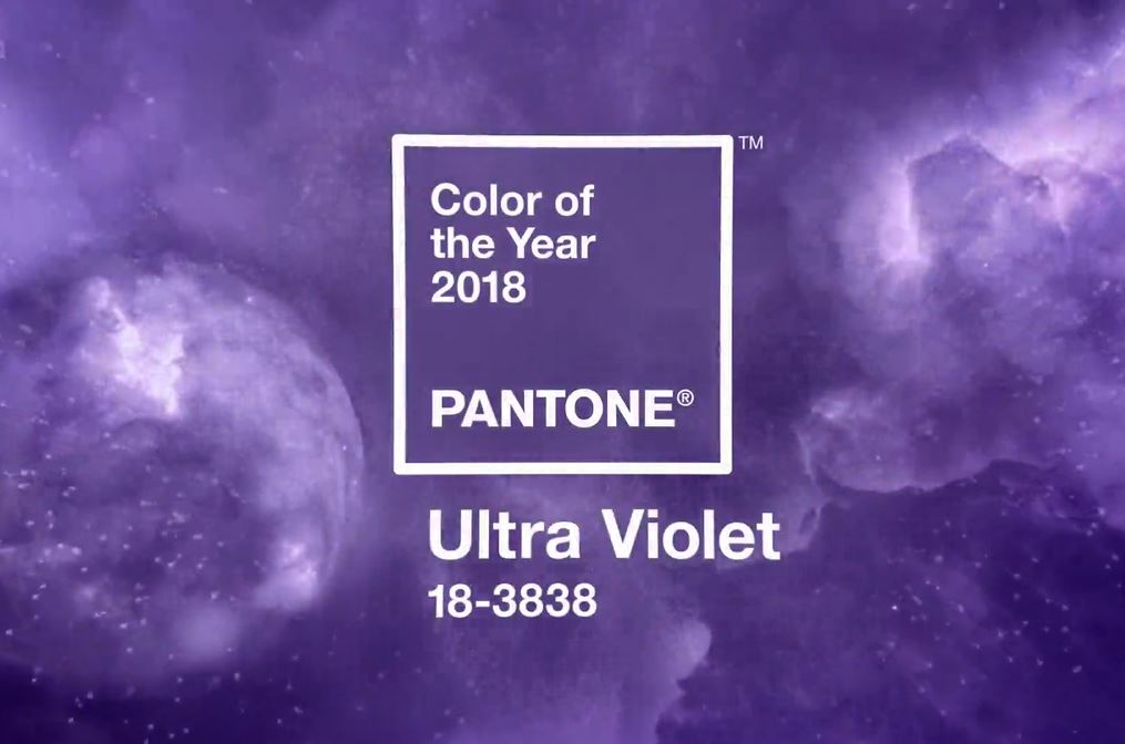 Pantone 2018 Color del año