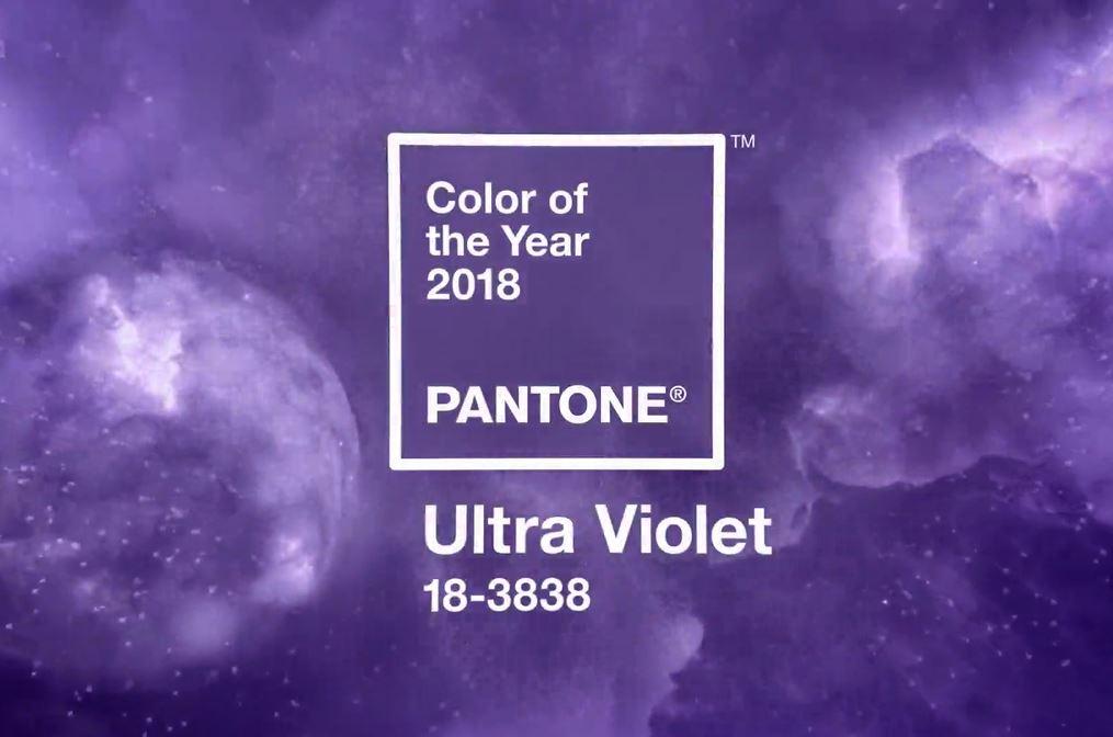 Pantone 2018Color del año