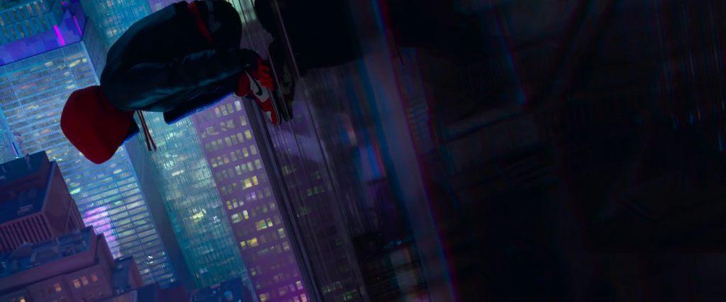 Trailer de Spider-Man: Un nuevo universo