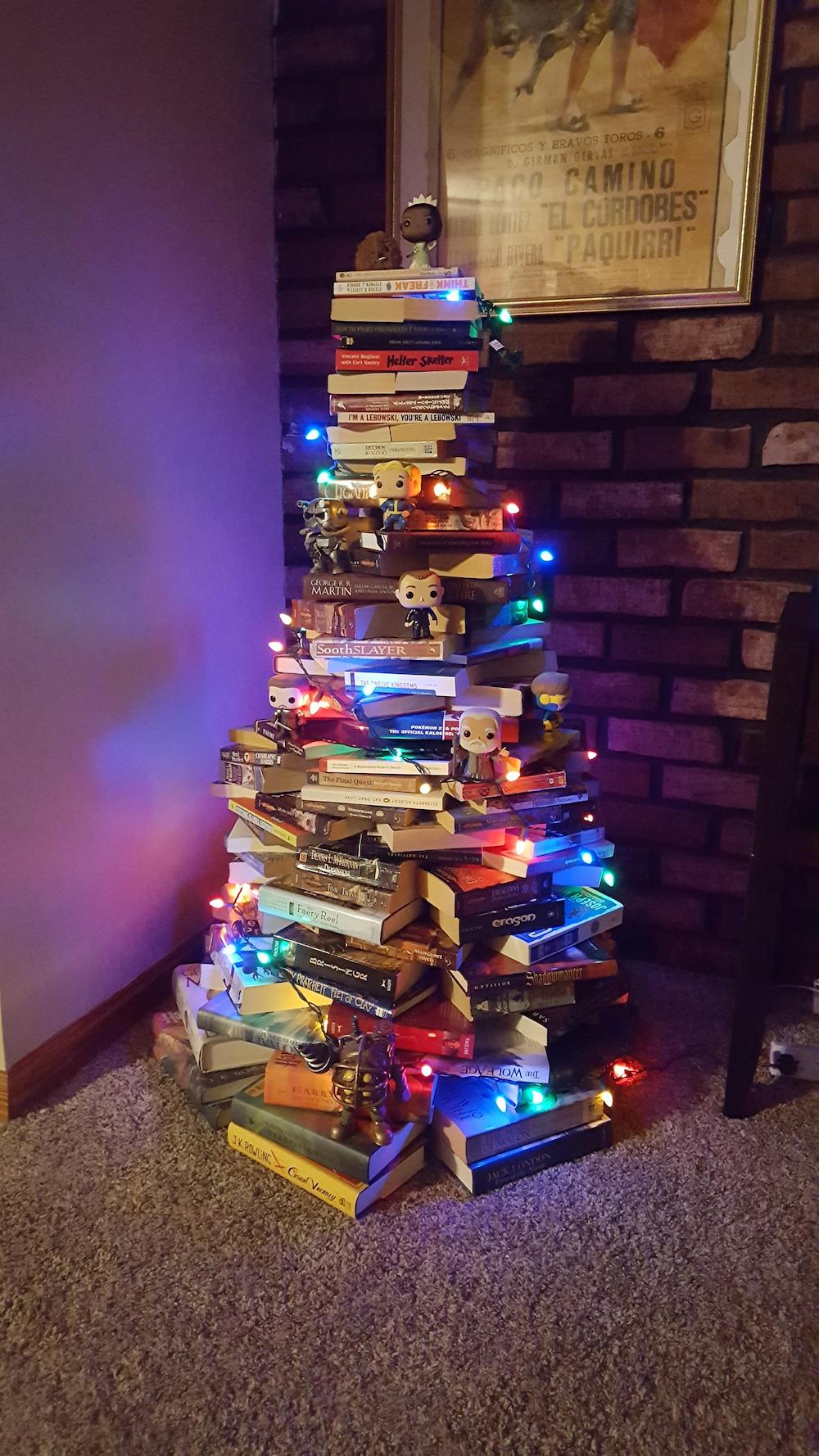 Dise os de rboles de navidad para creativos frogx three - Arboles de navidad de chuches ...