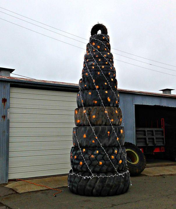Dise os de rboles de navidad para creativos frogx three - Diseno de arboles de navidad ...