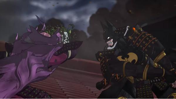 Trailer oficial de Batman Ninja
