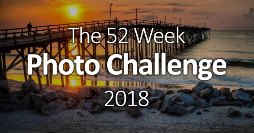 Desafío se un mejor fotógrafo en 52 semanas este 2018
