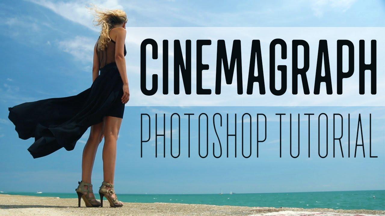 Como hacer un Cinemagraph