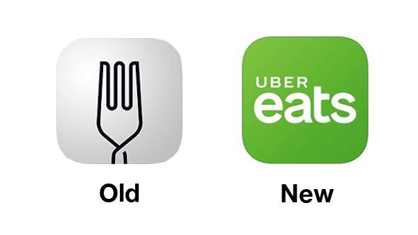 Nuevo logo Uber Eats