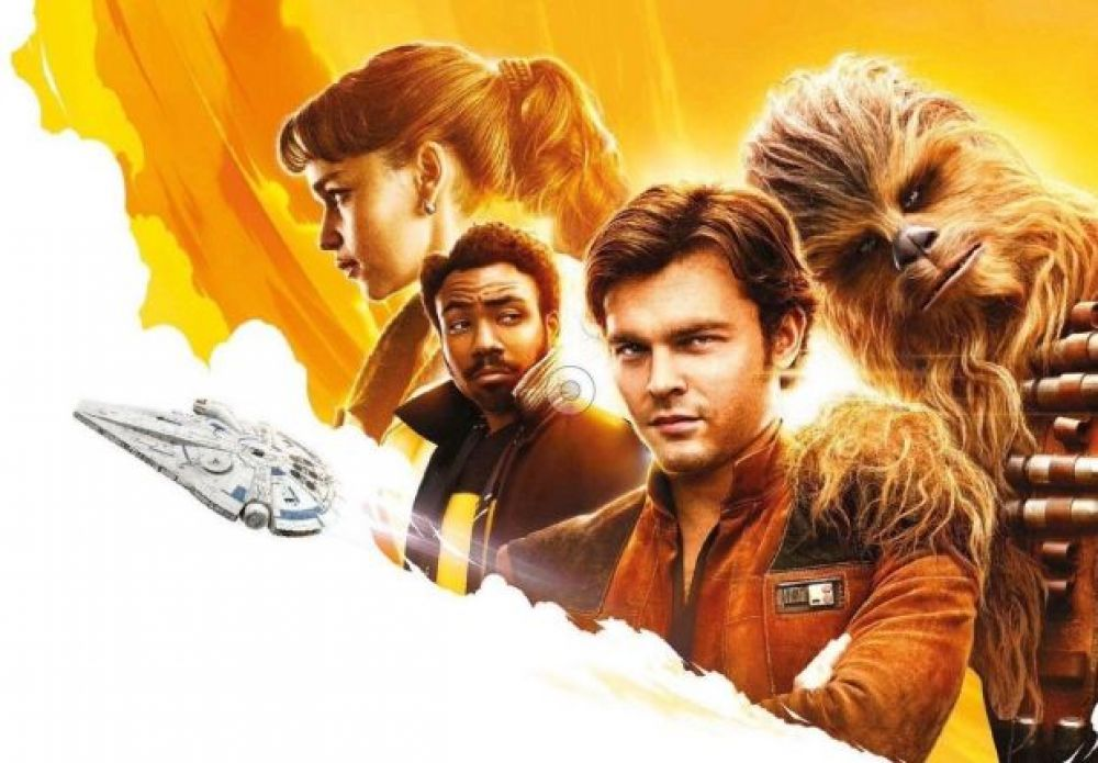 Poster de Solo: A Star Wars Story