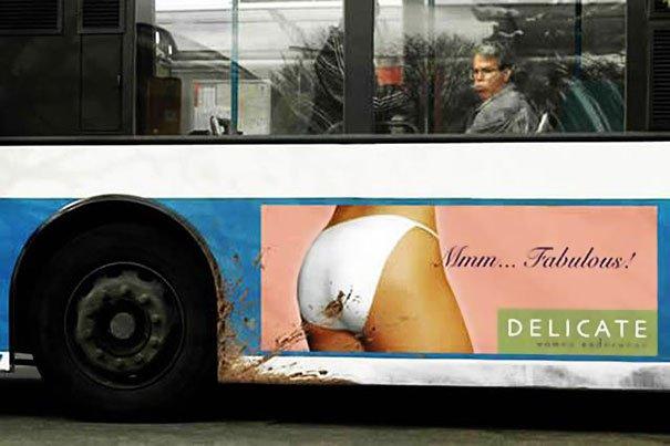 Errores de diseño en publicidad