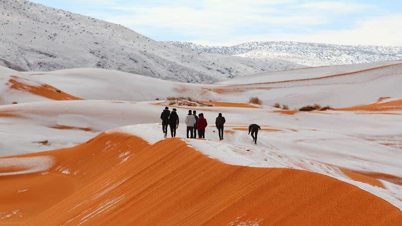 nevada en el Sahara