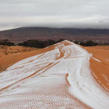 Fotografias de la nevada en el Sahara (6)