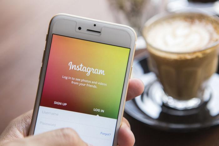 Instagram hace publica tu última conexión
