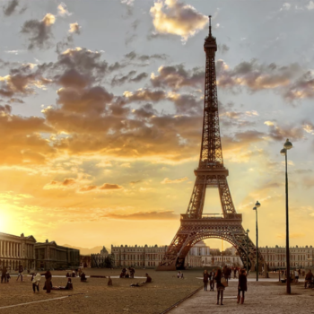 Torre Eiffel - Paris 2