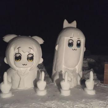 esculturas de nieve (5)