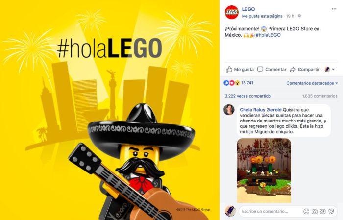 Lego Store en México