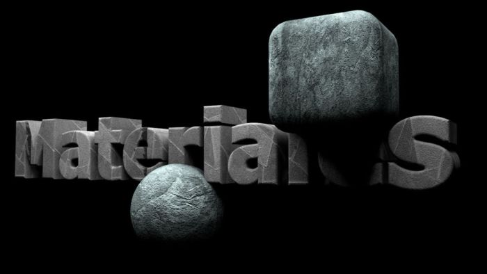 Como texturizar en Cinema 4D