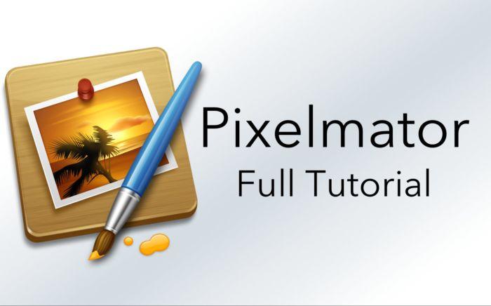 Crear una tipografía en Pixelmator