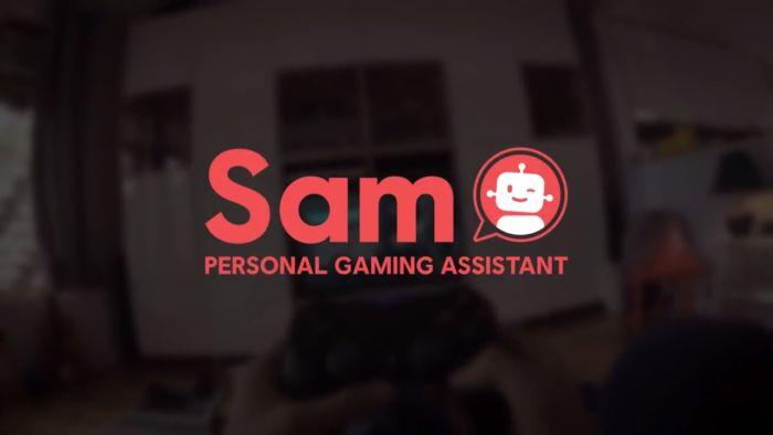 Sam, el asistente virtual de juego de Ubisoft